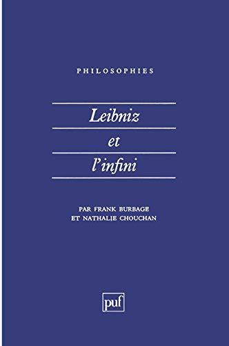 9782130455776: Leibniz et l'infini