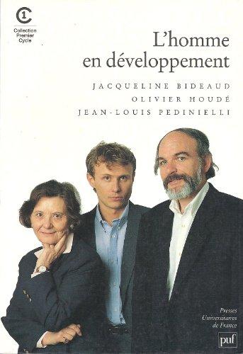 9782130456025: L'Homme en développement