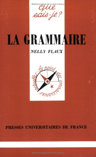 9782130456575: La Grammaire (French Edition)