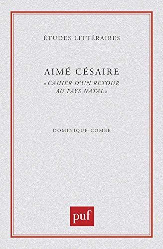 9782130456582 Aime Cesaire Cahier Dun Retour Au Pays