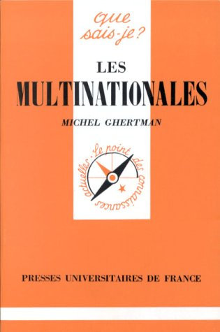9782130456711: Les multinationales