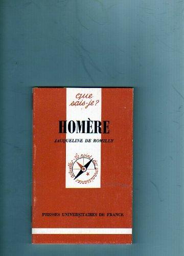 9782130457282: Homère