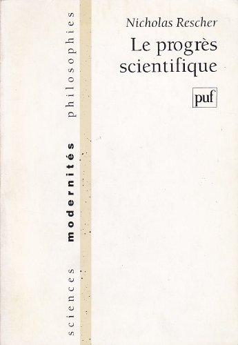 9782130457640: Le progrès scientifique