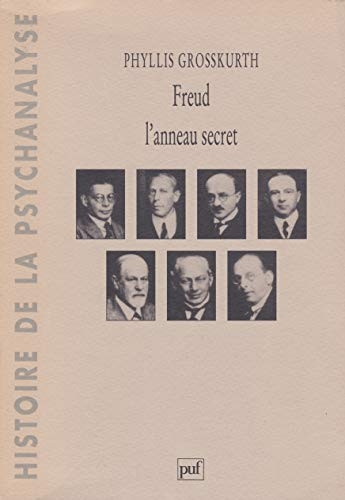 9782130462224: Freud, l'anneau secret