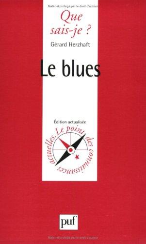 9782130465447: Le Blues