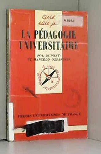 9782130465454: La pédagogie universitaire