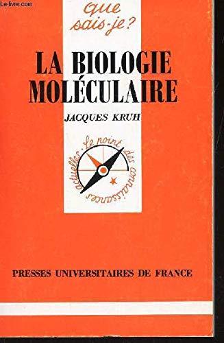 9782130465737: La biologie moléculaire