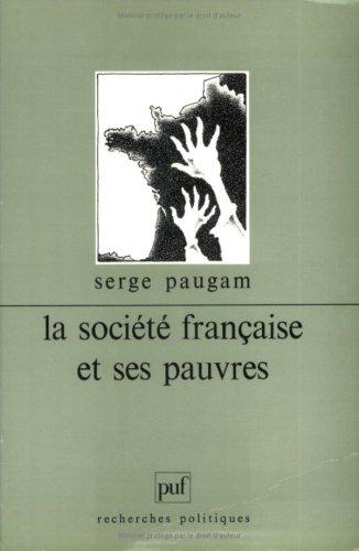 9782130466796: La soci�t� fran�aise et ses pauvres