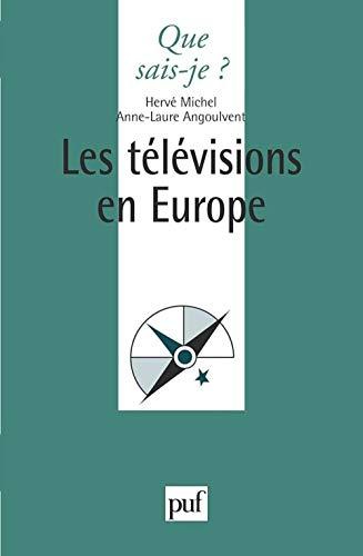 Les télévisions en Europe (2130467121) by Michel Hervé