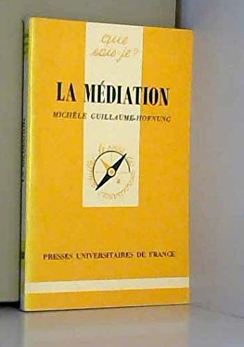 9782130467656: La Médiation