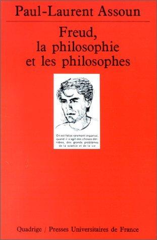 9782130467748: Freud, la philosophie et les philosophes