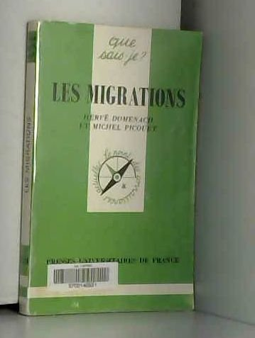 9782130470168: Les Migrations