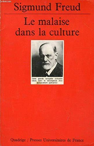 9782130471981: Le malaise dans la culture