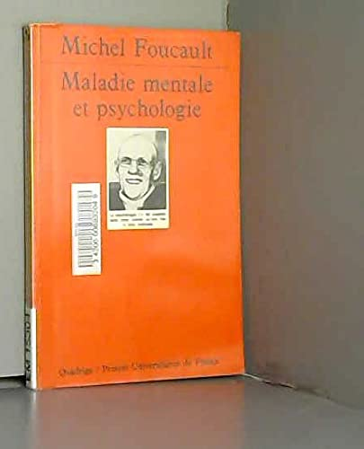 9782130472759: Maladie mentale et psychologie
