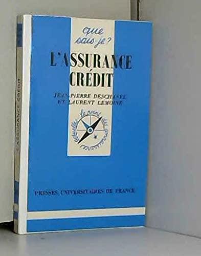 9782130474487: L'Assurance Crédit