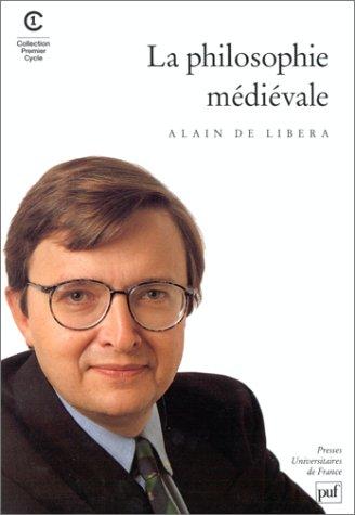 9782130474746: La philosophie médiévale (Premier cycle)