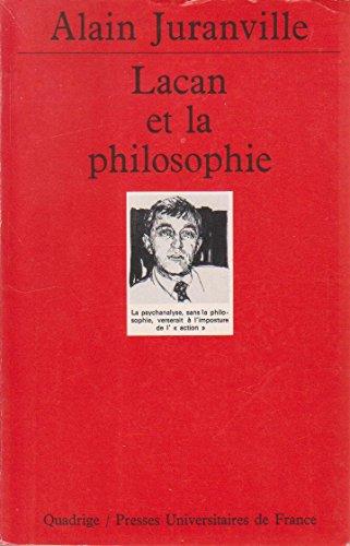 9782130475101: Lacan et la philosophie