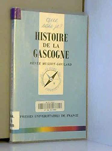 9782130475194: Histoire de la Gascogne (Que sais-je ?)