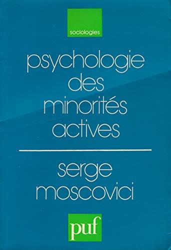 9782130477457: Psychologie des minorités actives