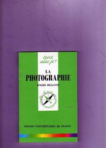 9782130477655: La Photographie