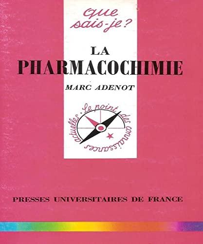 9782130477761: La pharmacochimie