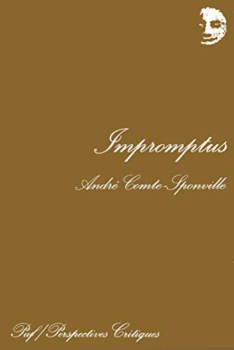 Impromptus (2130477801) by Comte-Sponville, André