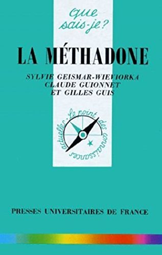 9782130479437: Methadone (la)