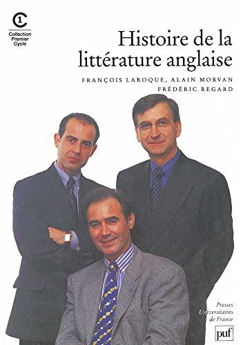 9782130481423: Histoire de la littérature anglaise