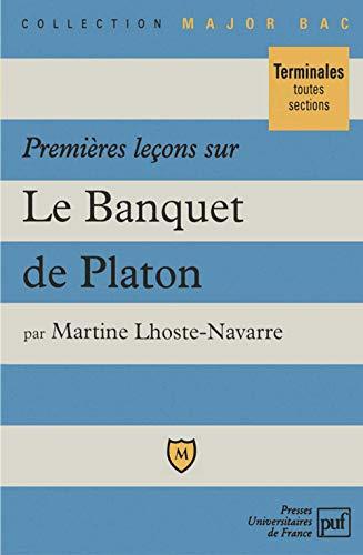 Premières leçons sur: Lhoste-Navarre, Martine