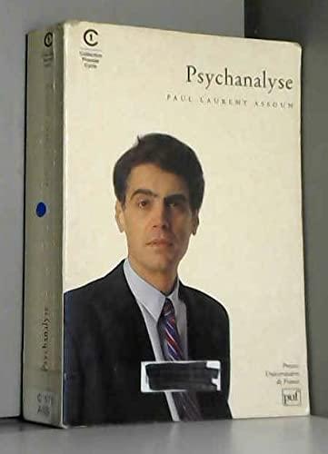 9782130481928: Psychanalyse (Premier cycle)