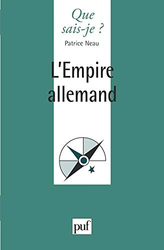 9782130483281: L'Empire allemand