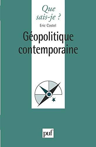 9782130485537: Géopolitique Contemporaine
