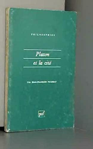 9782130485919: Platon et la cité