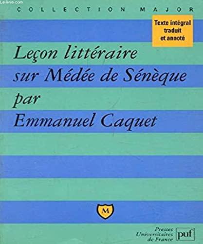 9782130486558: Leçon littéraire sur