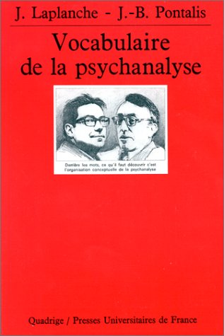 9782130487890: Vocabulaire de la psychanalyse