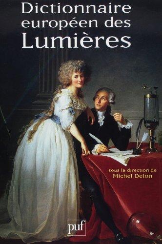 Dictionnaire Européen des Lumières.: AUFKLÄRUNG - DELON, M. (Hsg.):