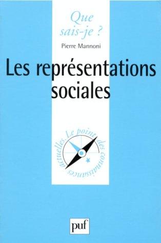 9782130488309: Les représentations sociales