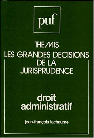 9782130489818: Droit administratif