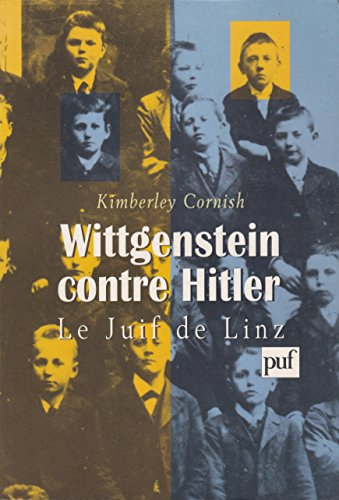 9782130495819: Wittgenstein contre Hitler. : Le juif de Linz