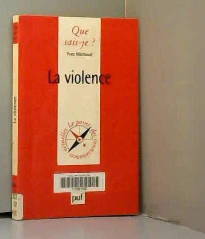 9782130495826: La Violence