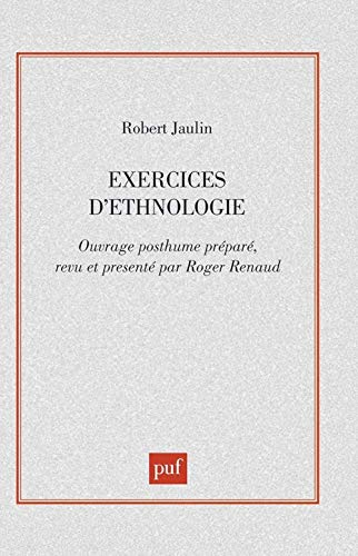 9782130496380: Exercices d'ethnologie