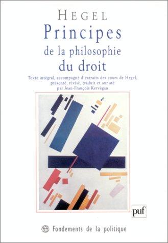 9782130496830: Principes de la philosophie du droit