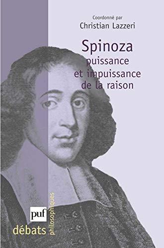 9782130502043: SPINOZA. : Puissance et impuissance de la raison