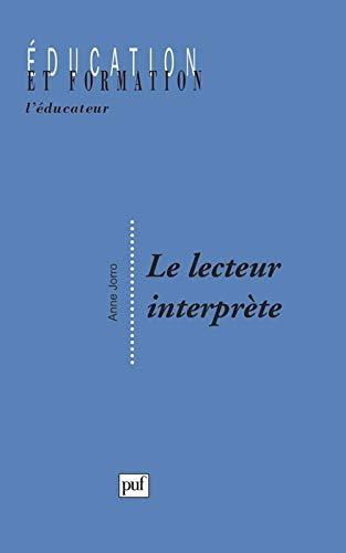 9782130502067: Le Lecteur interprète