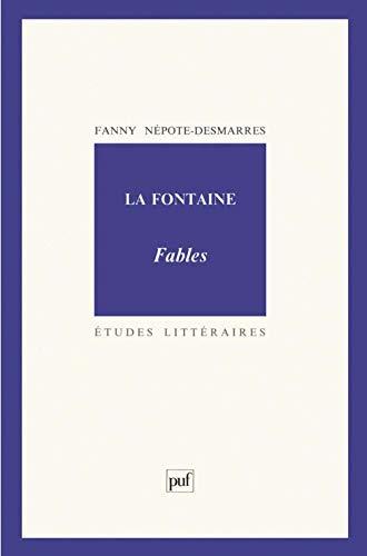 La Fontaine : Fables: Nepote-Desmarres, Fanny