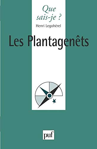 9782130503453: Les Plantagenêts