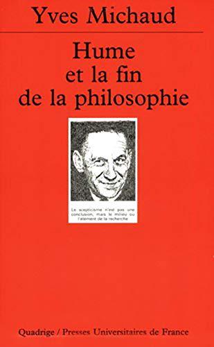 9782130503651: Hume et la fin de la philosophie