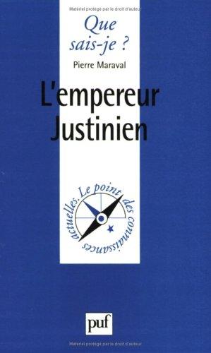 9782130504214: L'Empereur Justinien