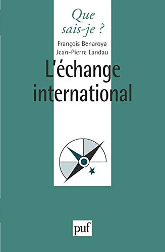 9782130504498: L'Echange international