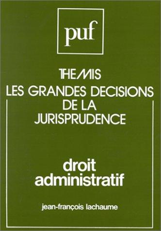 9782130504689: Droit administratif